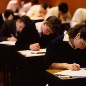 Сдача экзаменов