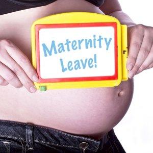 Заявление об отпуске по беременности и родам