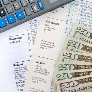 Оплата налога