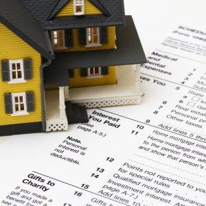 Бланк заявления на возврат налогового вычета по НДФЛ