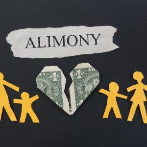 Выплата алиментов