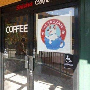 Место для кафе