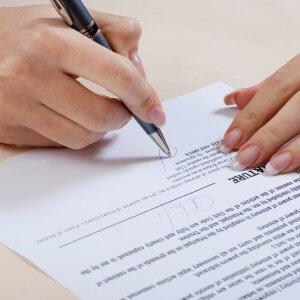 Стоимость доверенности у нотариуса на получение документов в москве