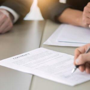 Договор с соискателем