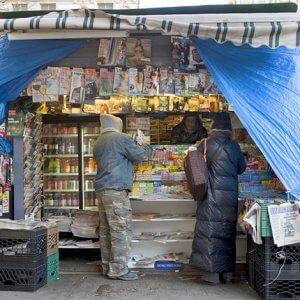 Палатка для торговли на улице: начало финансовой независимости