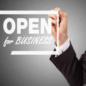 Открыть свой бизнес