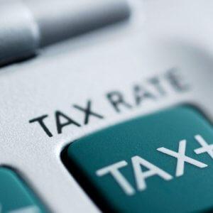 Расчет налога
