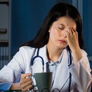 Суточная работа медиков