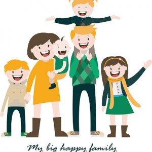 Теплые отношения в семье