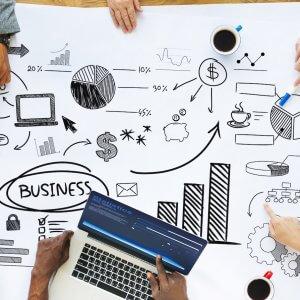 Схема действий стартапера