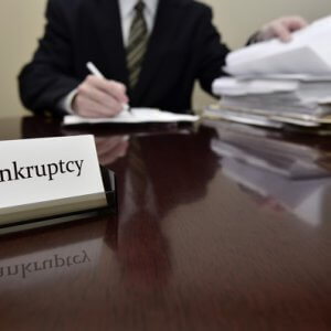 Документы о банкротстве