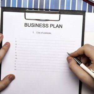 Содержание бизнес-плана