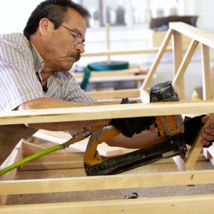 Открытие мебельной фабрики