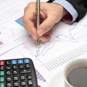 Анализ показателей финансовой деятельности