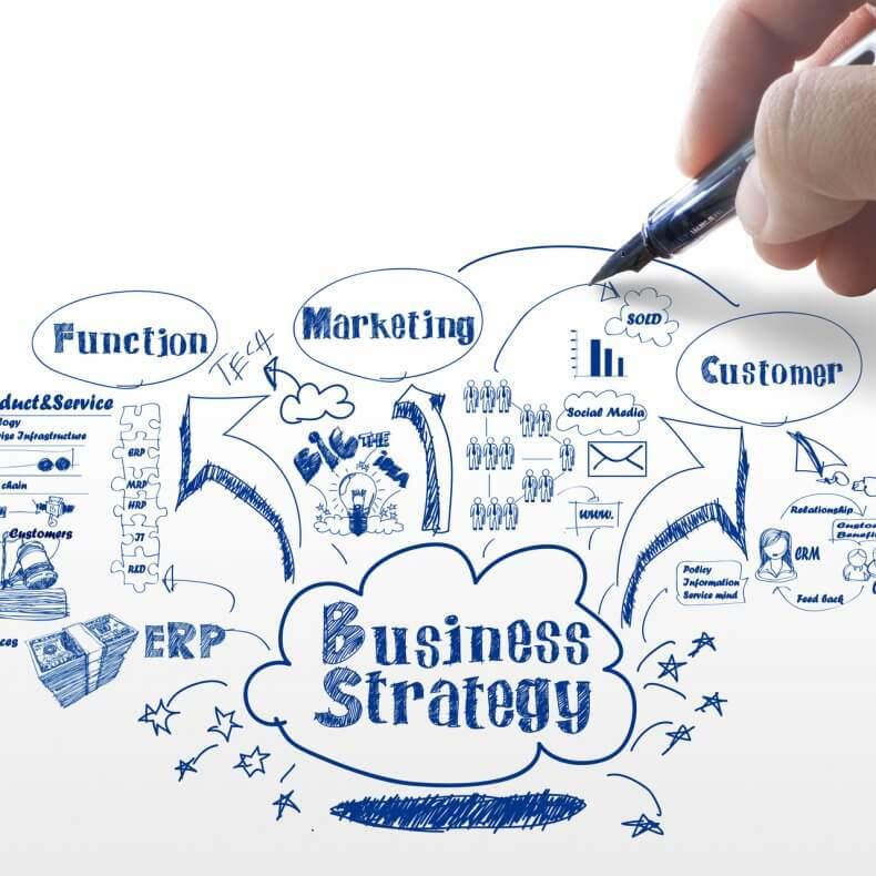 Пример стратегии продаж этапы и основы для бизнеса