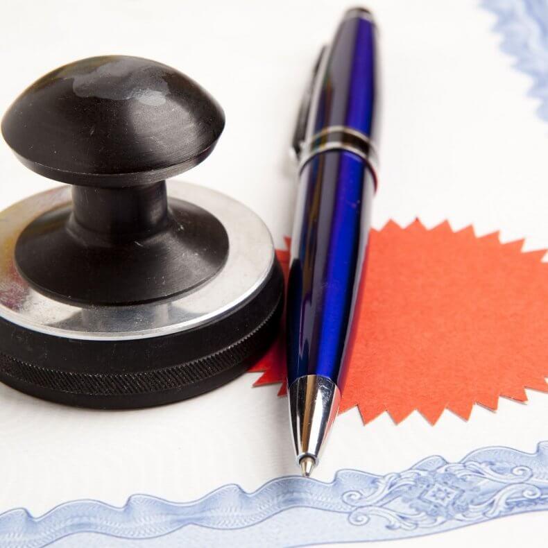 Как заверять копии документов в арбитражный суд. Образец