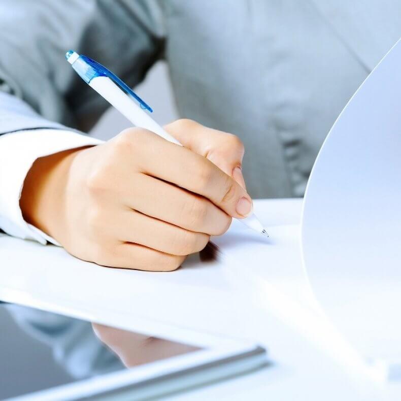 Подача документов для ИНН