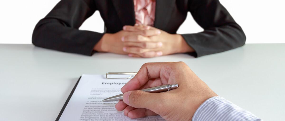 Подписание заявления
