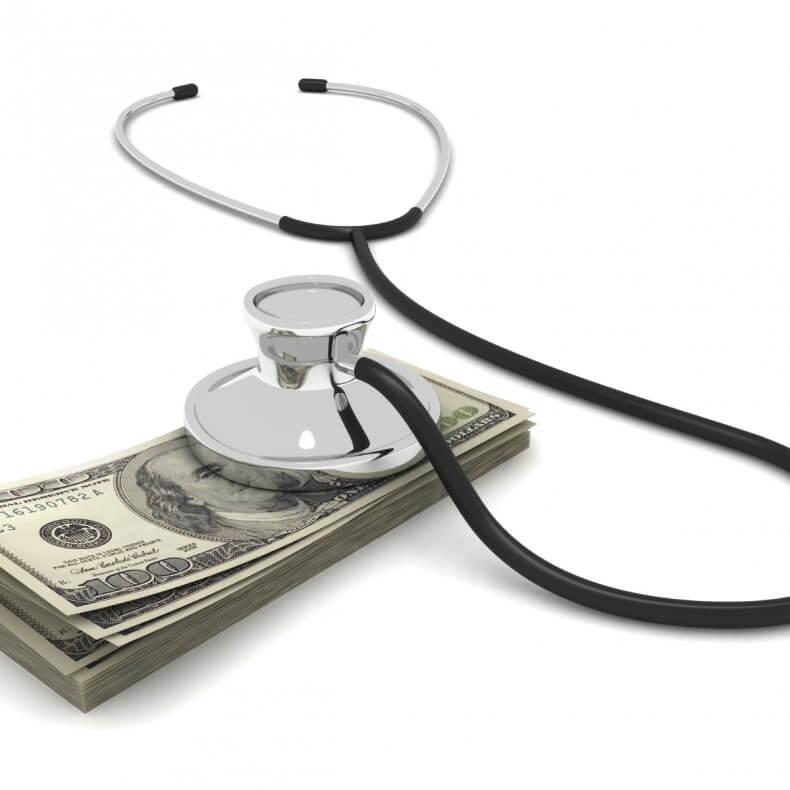 Выплаты по медицинским взносам