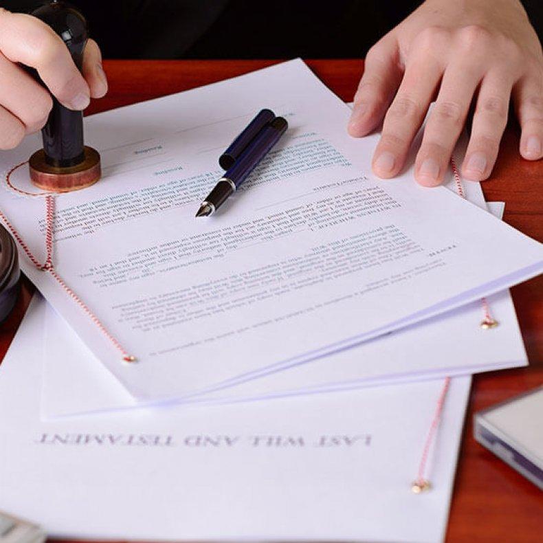 Заверение подшивки копий документов