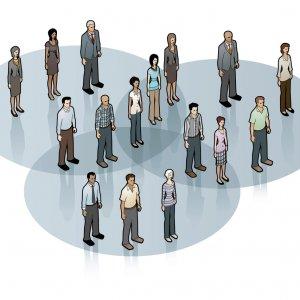 Сегментация потребителей по группам
