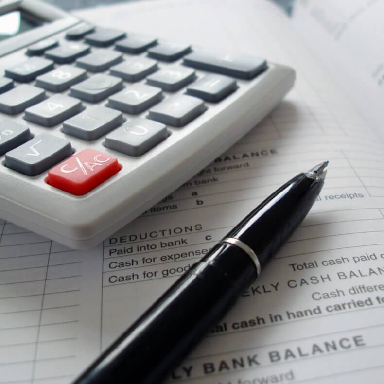 Расчет чистых активов по балансу