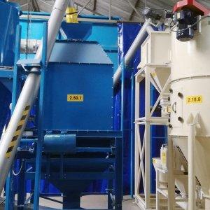 Как организовать мини-завод для производства комбикорма