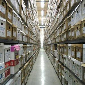 Архив кадровых документов