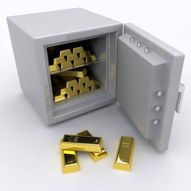 Золотые сбережения и вклады