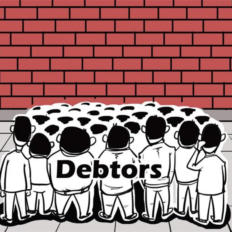 Список должников судебных пристовов: общая база данных должников, реестр задолженности по кредитам физических и юридических лиц