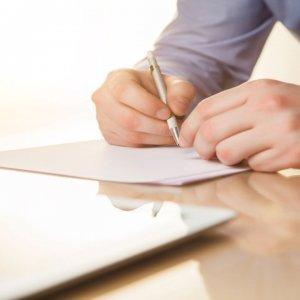 Написание письма в свободной форме