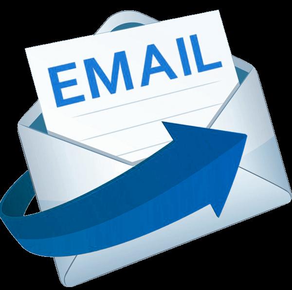 Отправка посредством электронной почты