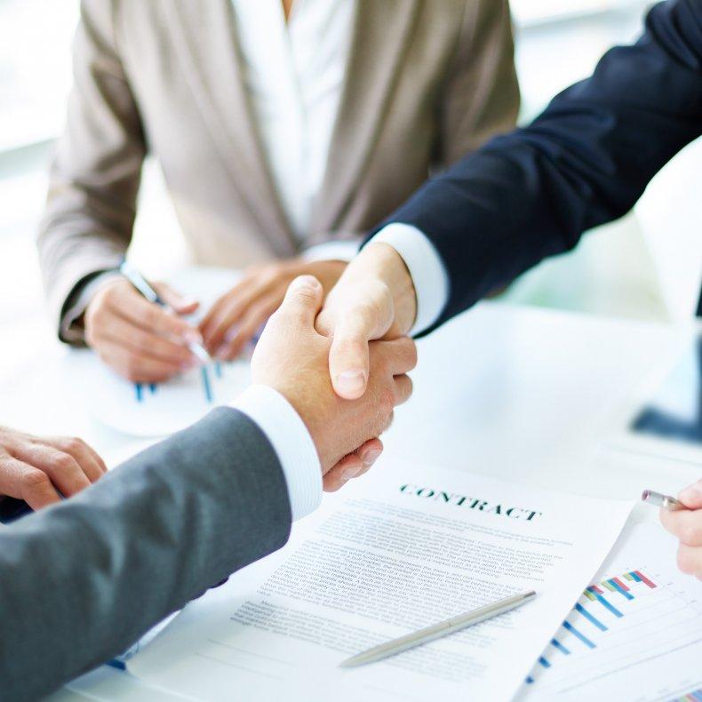 Участники  соглашения факторинга