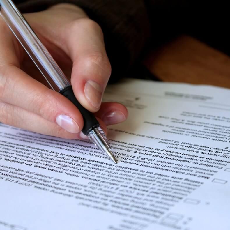 Составление протокола разногласий к договору оказания услуг