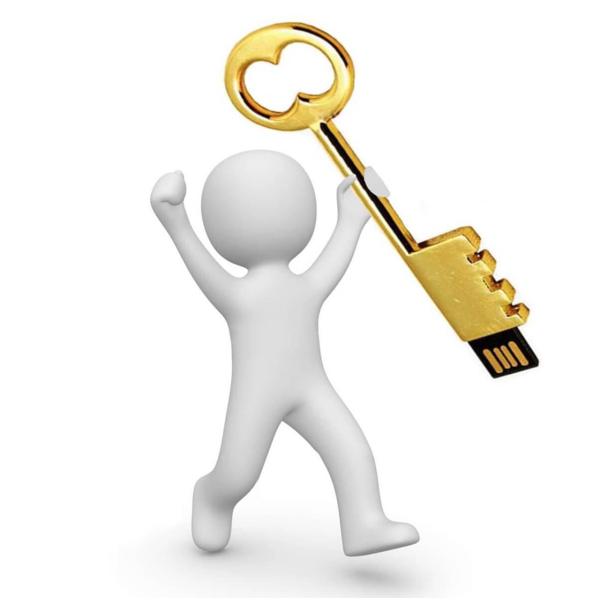 Ключ для электронной подписи