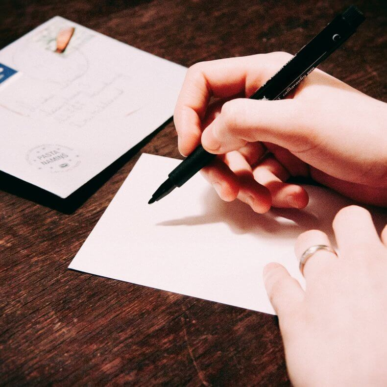 Как написать письмо уведомление: образец, виды и правила составления