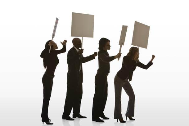 Коллективные трудовые споры