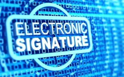 Для физических и юрлиц разные электронные подписи