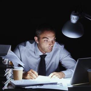 Сверхурочная работа в ночное время