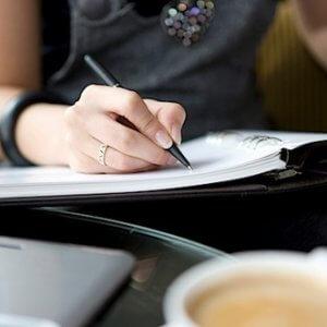 Состав служебной записки
