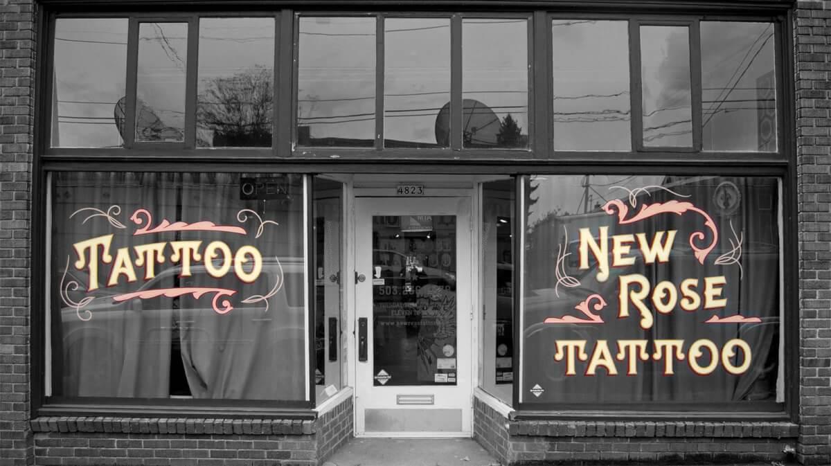 Открытие современного тату-салона
