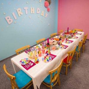Организация детских дней рождения