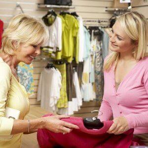 Подробное консультирование покупателя