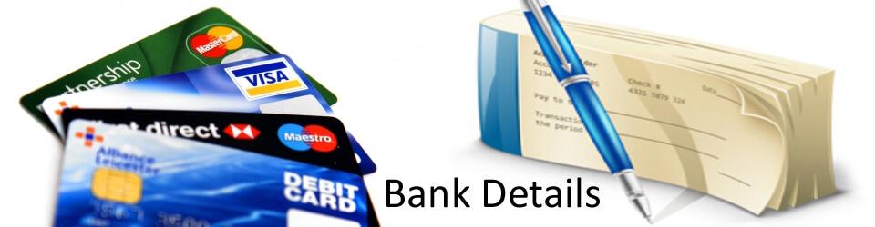 Детализация банковских реквизитов
