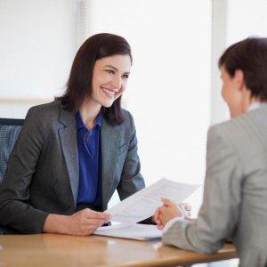 Прием на работу финансового менеджера