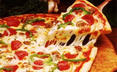 Открытие пиццерии