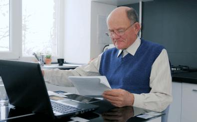 Необходимые документы для пенсионера