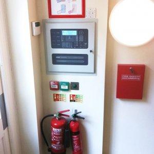 Проверка пожарного оборудования