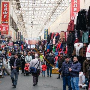 Оптовые рынки Москвы
