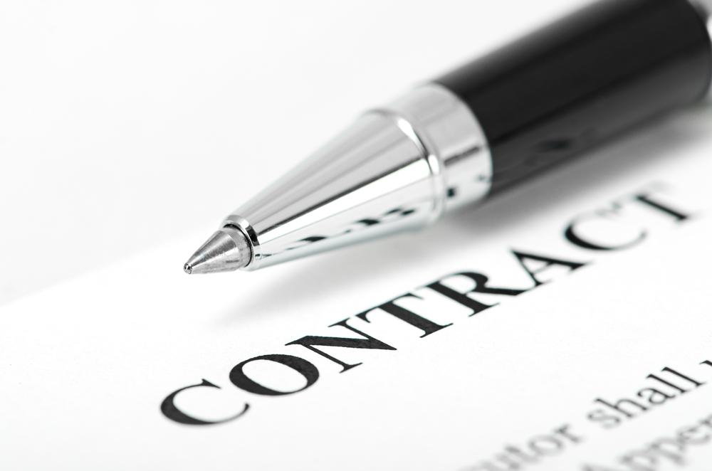 Чем закреплено договорное право